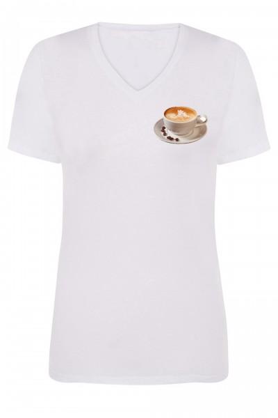 Блузка MARTAR BLV-018 белый