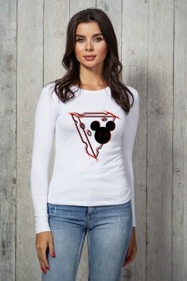 Блузка MARTAR 0056lg белый