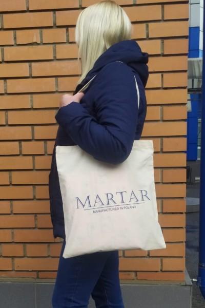 Сумка MARTAR M001 натуральный хлопок