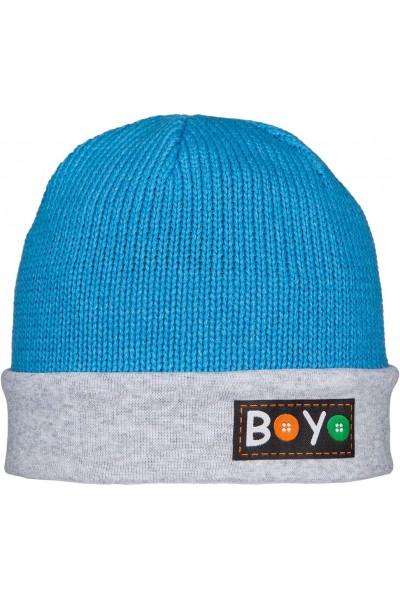 Шапка ANDER 9050 ярко-голубой