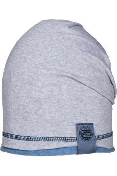 Шапка ANDER 9067 светло-серый