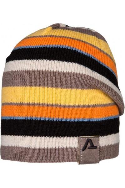 Шапка ANDER 9072 оранж-жёлтый 6-9 лет