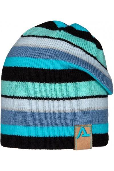 Шапка ANDER 9072 мята-голубой 6-9 лет