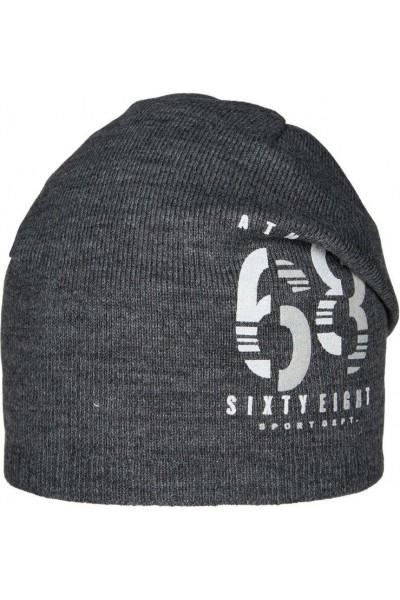 Шапка ANDER 9073 тёмно-серый