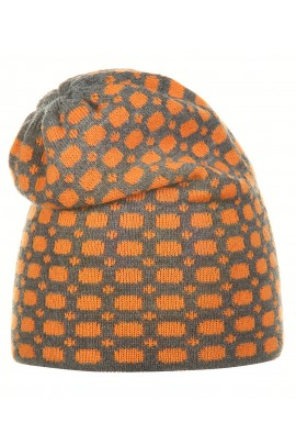 Шапка ANDER 1240 оранж 4-6 лет