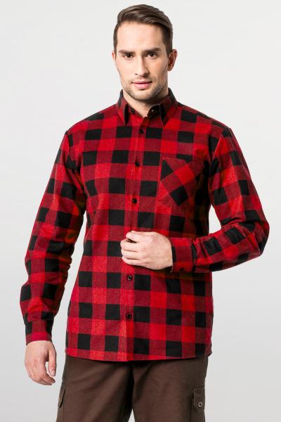 Рубашка MARTAR Romek красный