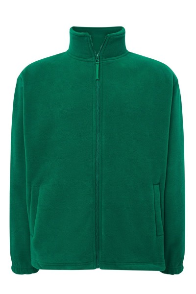 Толстовка MARTAR Jan яркая зелень флис