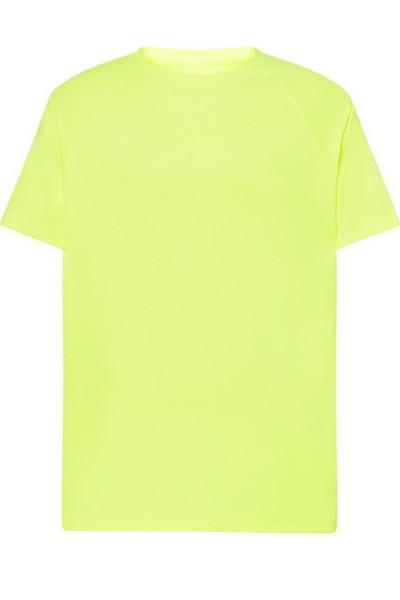 Футболка MARTAR TOM-SPORT жёлтый-неон