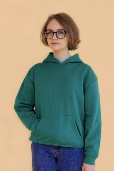 Худи MARTAR Zabawka ярко-зелёный