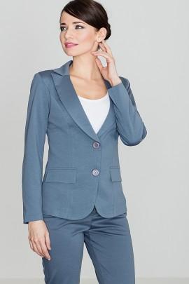 Жакет KATRUS K151 синий