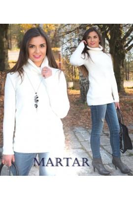 Свитер MARTAR LYCRA белый