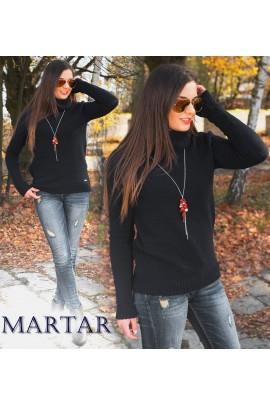 Свитер MARTAR LYCRA чёрный