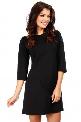 Платье MOE 053 чёрный