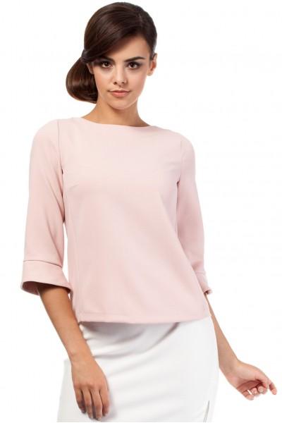 Блузка MOE 190 светло-розовый