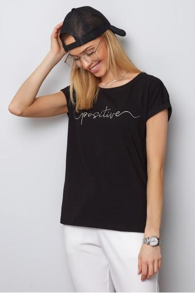 Блузка Latynka 4695 чёрный