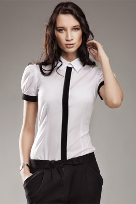 Рубашка NIFE K33 белый