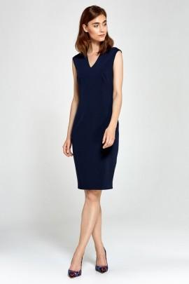 Платье NIFE S87 тёмно-синий