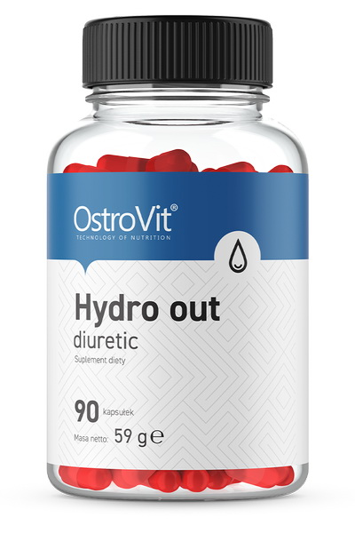 OstroVit Hydro Out Diuretic 90 caps - диуретик