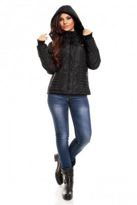 Куртка с капюшоном Stitch & Soul GR 44316 чёрный