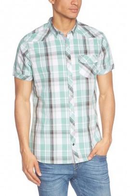 Рубашка SUBLEVEL 0468 клетка
