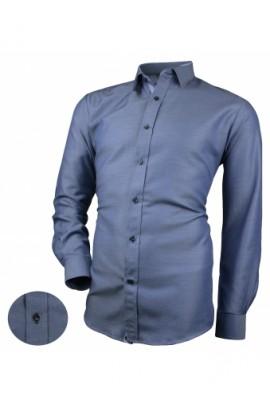Рубашка Victorio Desire 073 slim синий