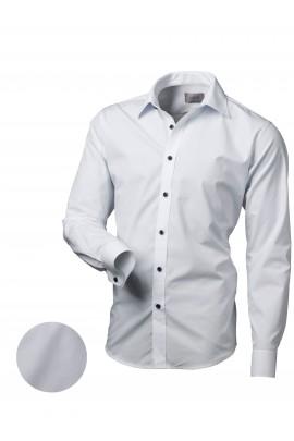 Рубашка Victorio 134 slim белый