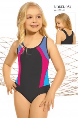 Купальник ZALEWSKI Z-053 для девочки для бассейна