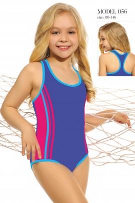 Купальник ZALEWSKI Z-056 для девочки для бассейна