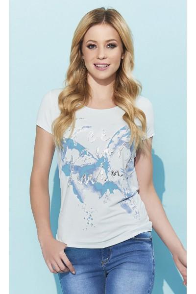Блузка ZAPS MARIPOSA цвет 048