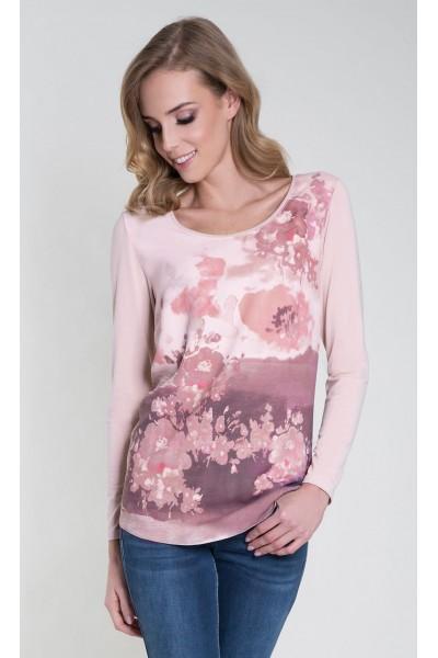 Блузка ZAPS ODETTA 1819 цвет 058
