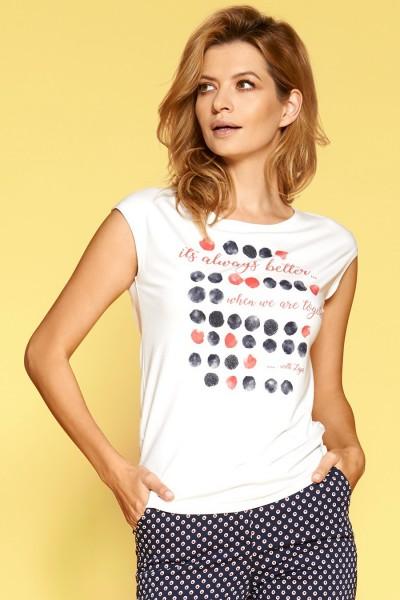 Блузка ZAPS GROSSA цвет 006 вискоза