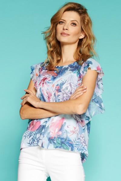Блузка ZAPS RUT цвет 048
