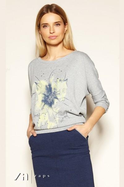Блузка ZAPS MOLINA 1920 цвет 021